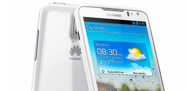 Huawei Ascend D quad el más rápido