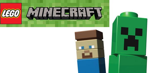 LEGO_Minecraft