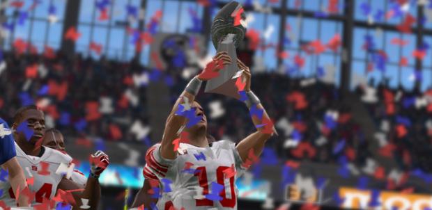 Madden NFL 12 predice el Super Bowl XLVI