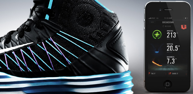 Nike+ Experience para Basketball