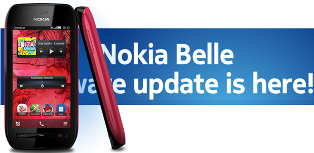Symbian Belle disponible en México