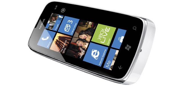 Nokia Lumia 610 y sus características