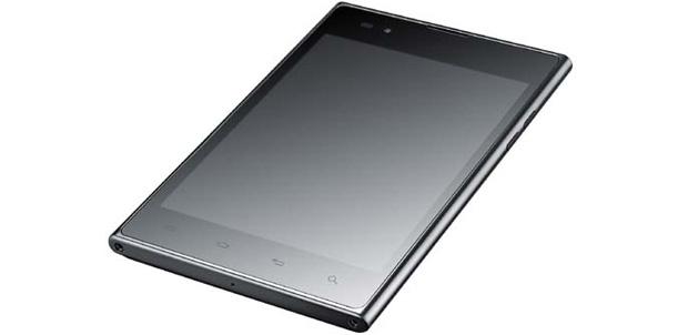 Especificaciones del nuevo LG Optimus Vu