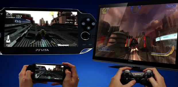 Cross Play para PlayStation Vita