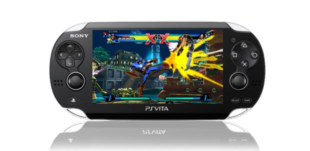 Ultimate Marvel vs. Capcom 3 para PS Vita