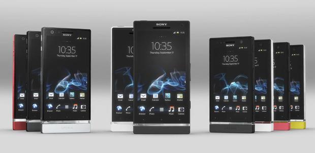 Sony Xperia NXT: diseño y experiencias