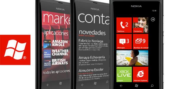Windows Phone Tango con limitaciones
