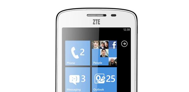 ZTE va por Windows Phone y Android