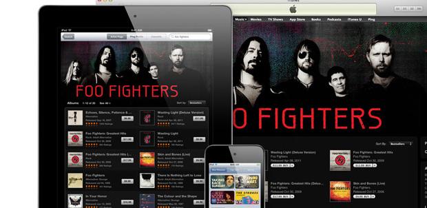 iTunes y App Store tendrán nuevo diseño