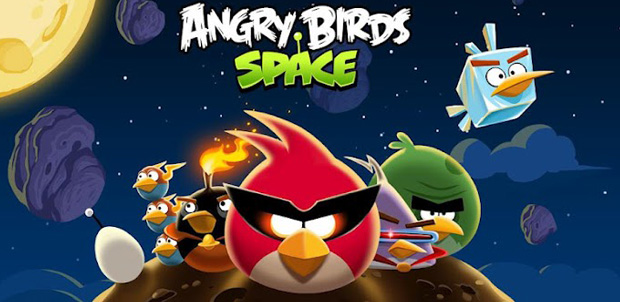 Angry Birds Space guía del primer nivel (Pig Bang)