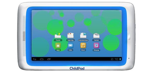 Archos ChildPad la tableta infantil