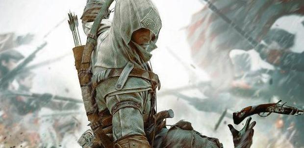 Assassin's Creed III ya tiene portada