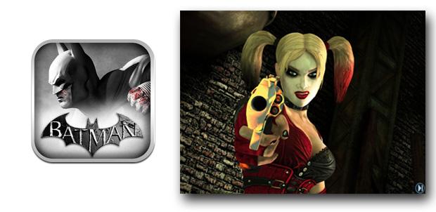 Batman-iOS