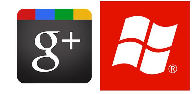 Google+ para Windows Phone muy pronto