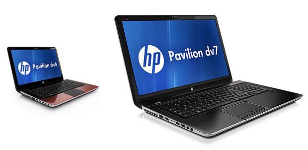 HP Pavilion con los nuevos Ive Bridge