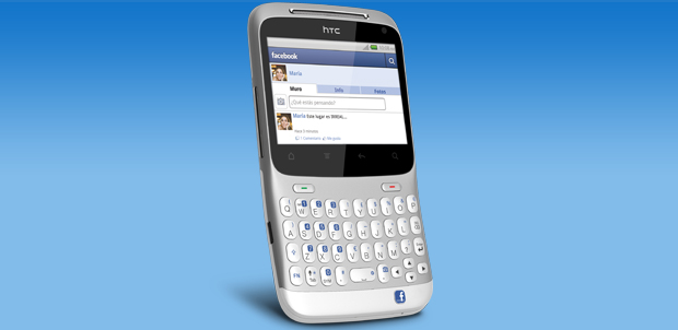Gánate el nuevo smartphone HTC Status
