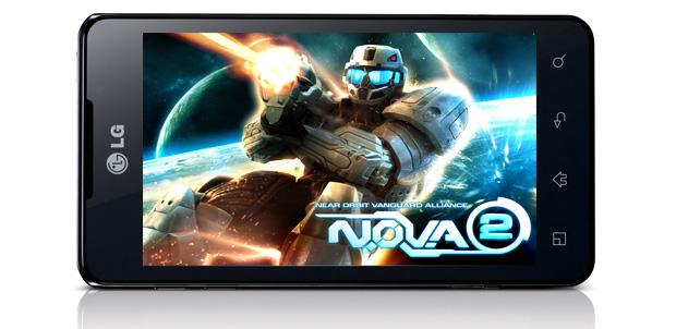 Gameloft apuesta por LG Optimus 3D Max