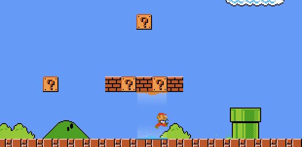 Mario Bros al puro estilo Portal