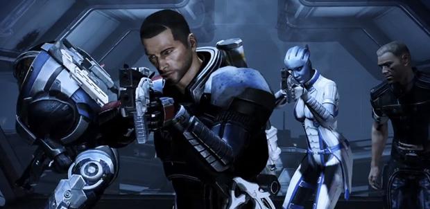Más de 3.5 millones de Mass Effect 3