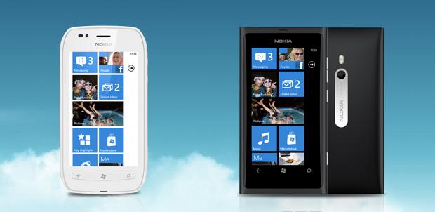 Nokia Lumia 800 y Lumia 710 en Movistar