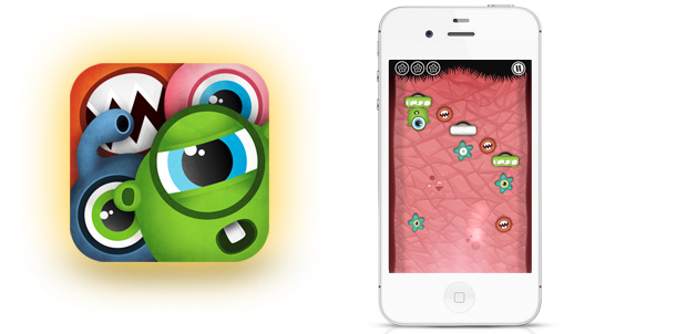 Nose Invaders ya disponible para iPhone