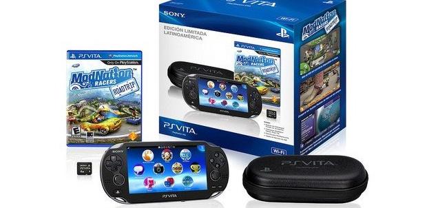 Contenido de PlayStation Vita Latinoamérica