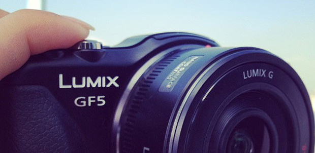 Panasonic Lumix GF5 antes de tiempo