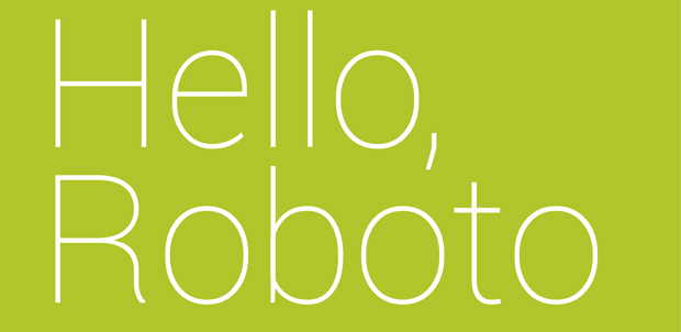 Roboto_Android