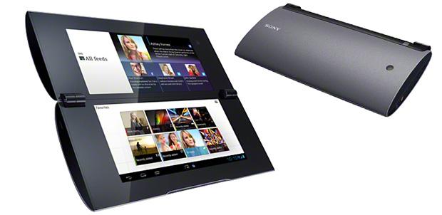 Sony Tablet P ahora con sólo Wi-Fi