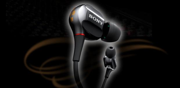 Audífonos Sony XBA en México