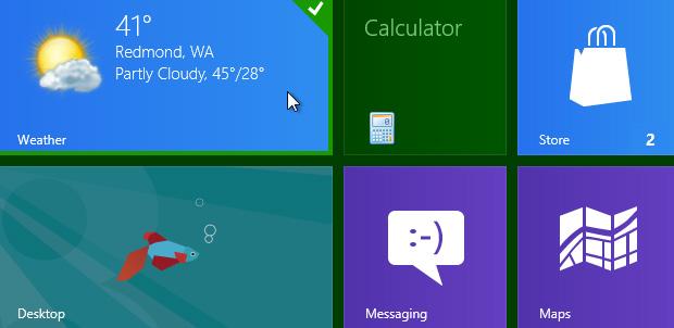 Windows 8 controla una patrulla