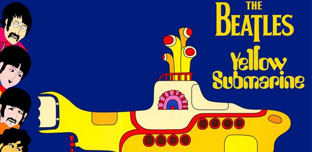 Yellow Submarine restaurado en 4K