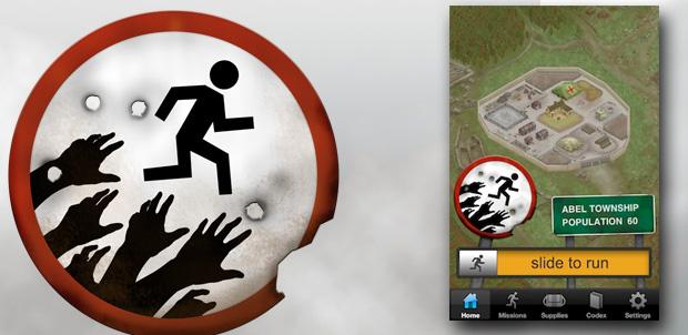 Zombies, Run para iOS corre sin miedo