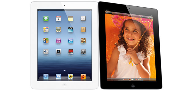 Especificaciones técnicas del nuevo iPad