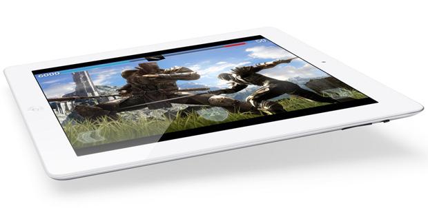 iPad el futuro de los videojuegos