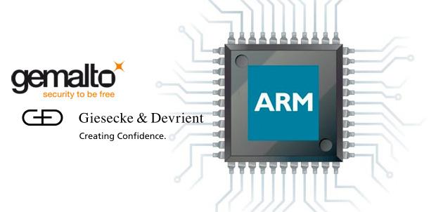ARM busca mayor seguridad móvil