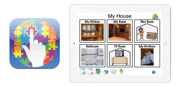 AutisMate, aplicación de iPad para Autismo