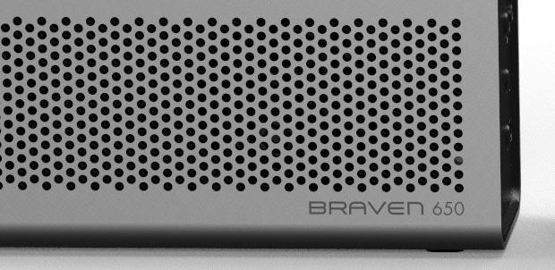 BRAVEN-audio