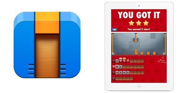 Cargo-Bot desarrollado con iPad
