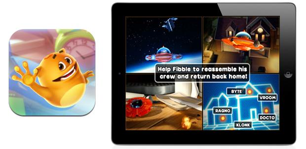 Fibble, primer juego de Crytek en iOS