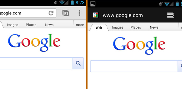 Google-android-browser