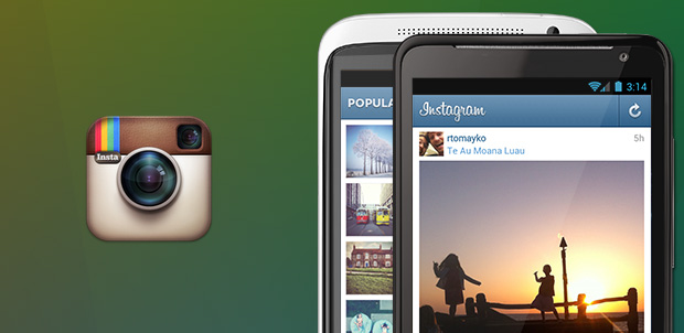 Instagram ya listo en Google Play