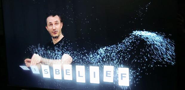 Realidad Aumentada con Kinect