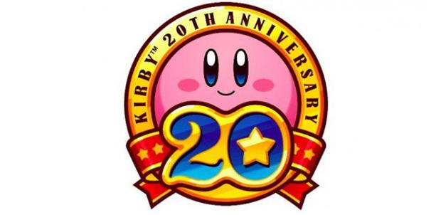 Nintendo festeja los 20 años de Kirby