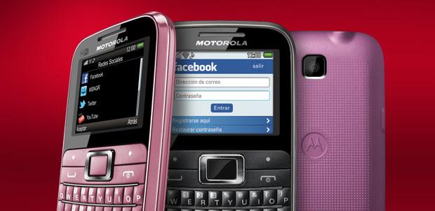 MOTOKEY Wi-Fi EX116 en Telcel