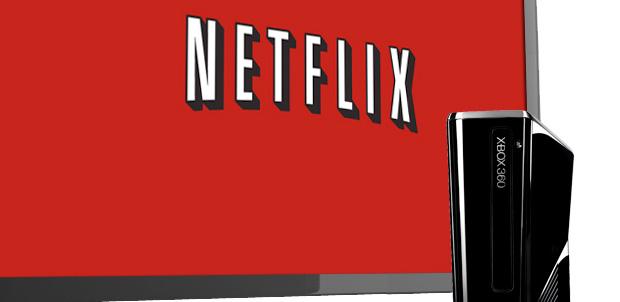 Actualización de Netflix para Xbox 360