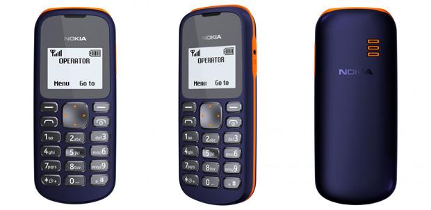 Nokia 103, el más barato del mundo