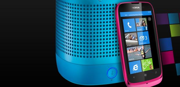 Nokia Lumia 610 ahora con NFC