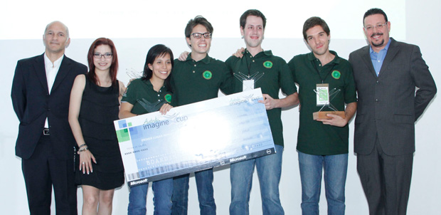 Relmagine va al Imagine Cup 2012