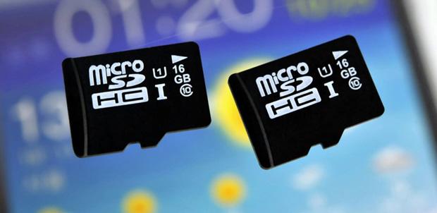 Memorias microSDHC UHS-1 de Samsung